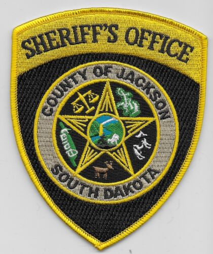 Jackson County Sheriff State South Dakota SD