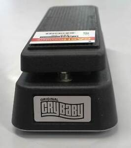Dunlop Crybaby Wah Guitar Pedal Nerang Gold Coast West Preview