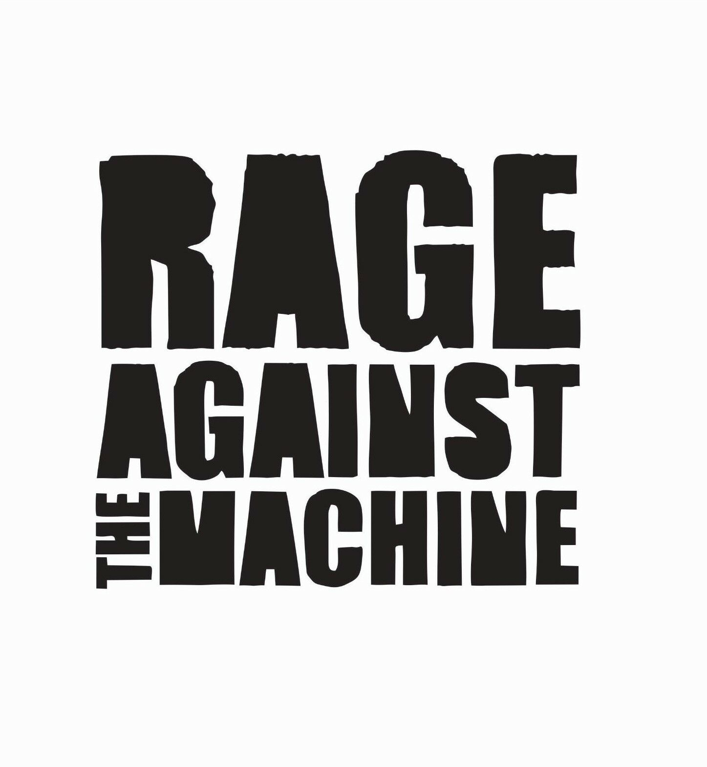 Rage Against the Machine Band Vinyl Die Cut Car Decal Sticke