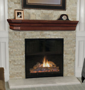 6ft mantel shelf