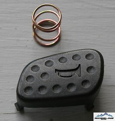 1999-2004 Land Rover Discovery 2 Left Horn Button Cap And Spring