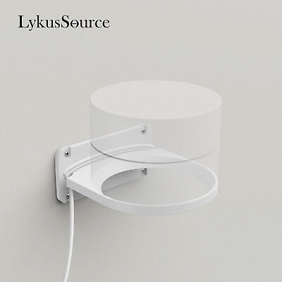 OFFICIAL LykusSource Google WiFi Wall Mount Bracket with Cord Organizer(1-Pack)
