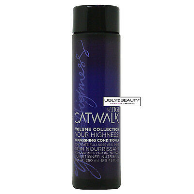 (TIGI Catwalk Volume Collection Your Highness Nourishing Conditioner 250 ml)