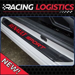 RENAULT MEGANE COUPE RENAULT SPORT RS MK3 CARBON FIBER 6D DOOR SILL STICKERS 1.6 - <span itemprop='availableAtOrFrom'>Dywity, Polska</span> - RENAULT MEGANE COUPE RENAULT SPORT RS MK3 CARBON FIBER 6D DOOR SILL STICKERS 1.6 - Dywity, Polska
