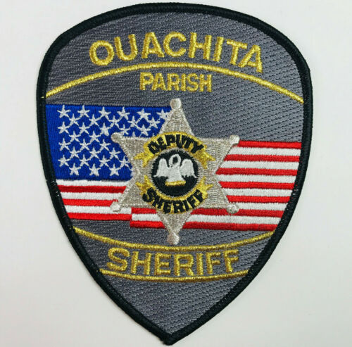 Quachita Parish Deputy Sheriff Louisiana Patch
