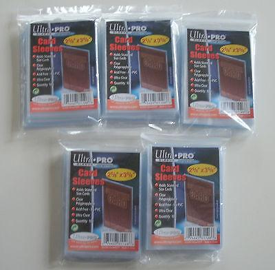 1000 YU-GI-OH Schutzhüllen Soft Sleeves für Yu-Gi-Oh Kartenformate /& andere kl