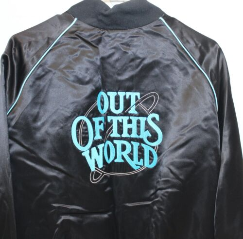 OUT OF THIS WORLD SHOW TV CAST & FILM CREW JACKET PROMO PROMOTIONAL RARE