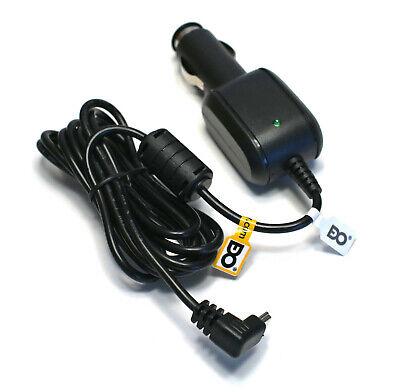 5V 2A Car Charger Power Cord for Garmin Nuvi 2495lmt 2597lmt 2689lmt 2789lmt GPS