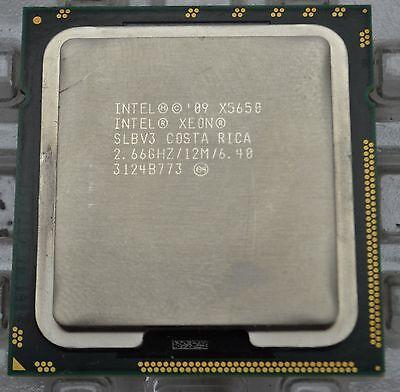 Intel Xeon X5650 Hexa Core (SLBV3) 2.66 Ghz FCLGA 1366 Westmere EP Processor