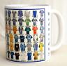 Sheffield Wednesday Mug Football shirt history New Gift