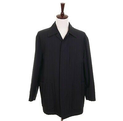Vintage Comme des Garçons Homme black coat (001-131)
