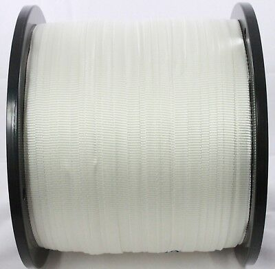Cajun Mule Line - 34 Inch - 2500 Lb. - Pull Tape - Polyester - 3000 Feet-usa