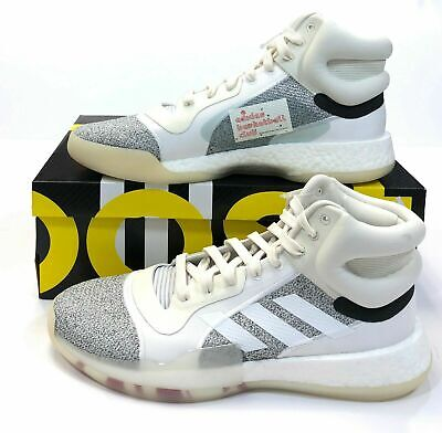 * BLOWOUT SALE * ADIDAS MARQUEE BOOST BOTTOM BASKETBALL SHOES RARE MENS SIZE 15