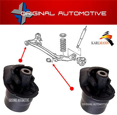 for TOYOTA YARIS 1995-2005 REAR AXLE TRAILING SUSPENSION CROSSMEMBER BUSHES