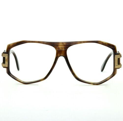 Cazal W. Germany Mod 163 Vintage 80s Tortoise Sunglass Eyeglass Frames 59-12