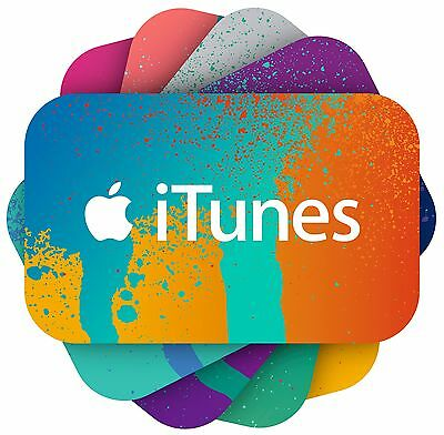 Itunes Codes    25  50 Or  100   Fast Email Delivery