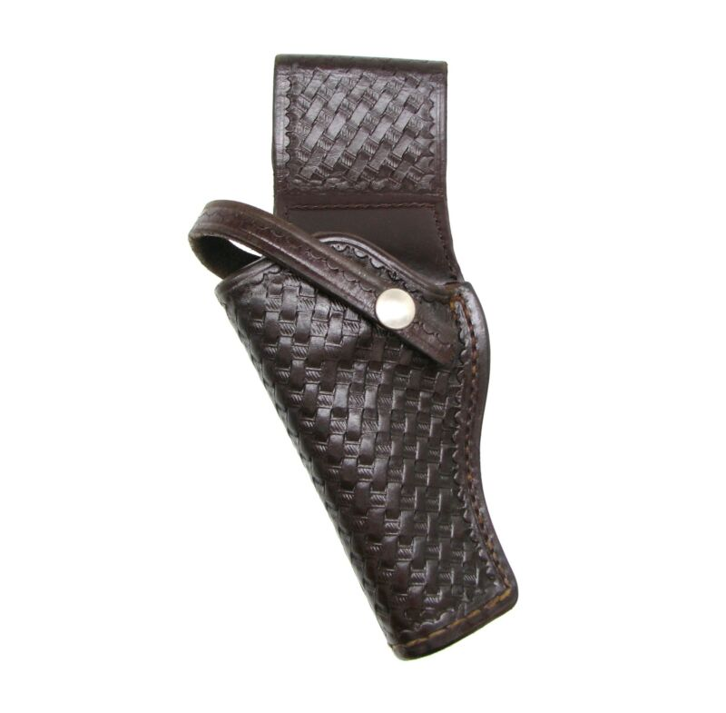 Left Hand Holster fits 4-inch Smith & Wesson, Ruger, Colt
