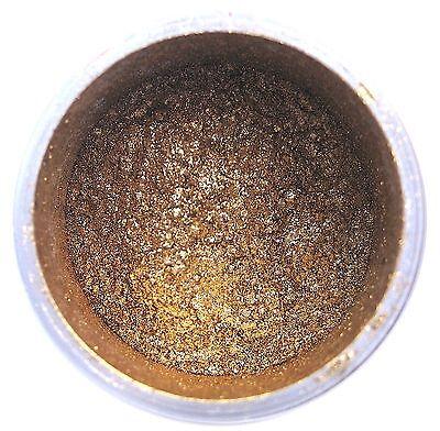 Gold Highlighter Dust 4g for Cake Decorating, Sugar Flower, Fondant, Gum Paste