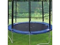 Trampoline 10ft. Still available (22/04)
