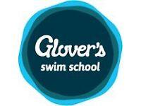 Glovers Swim School Swimming Teacher