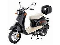 Wanted 50 cc moped