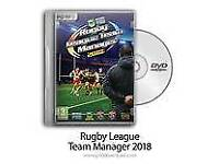 DescriptionRugby League Team Manager 2018 PC Sealed