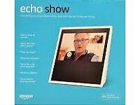Echo Show Brand New