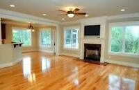 LAMINATE FLOORS INSTALLATION, FINISHING BASEMENT, AND MORE, GC.
