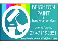 """""""Brighton Paint""""20 years experience.high quality work"""