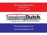 DUTCH NATIVE SPEAKER TRANSLATOR