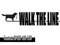 Walk the Line - Professional Dog walking in the Southside of Glasgow