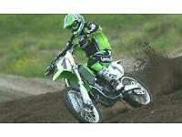 All motocross parts available