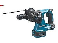 Makita 18V Cordless SDS-Plus Brushless 3 Mode Rotary Hammer Drill Body Only DHR242Z - barely used
