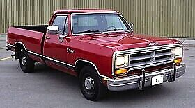 Wanted 1988 Dodge Truck
