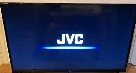 JVC TV 40 inch smart
