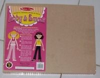 Magnetic Melissa and Doug doll playset for sale London Ontario image 2