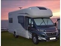 Luxury Motorhome Hire