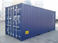 Storage Containers| Portable Job box | Shipping Container