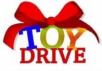 Toy drive help wanted