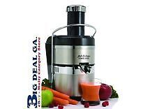 Jack Lalanne's Ultimate Power Juicer with Recipe book and brush