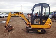 Mini Digger / micro digger/ small excavator wanted any condition