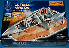1999 Star Wars Episode1 Micro Machines Royal Starship Repair