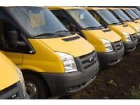 FORD TRANSIT 62 REG EX AA FSH CHOICE OF 8 FROM £3995 PLUS VAT