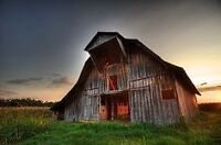 Have an old wooden barn ? Be my business partner-444-