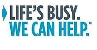 LIFE IS BUSY we can help CLEANING  CLEANING SERVICE