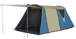 Oztrail 2 room (8 Person) tent Nerang Gold Coast West Preview