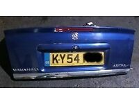 Vauxhall Astra 1.8 Coupe Boot Lid