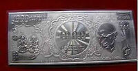 Silver note - 1000 Rupee Indian note