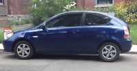 2009 Hyundai Accent Hatchback