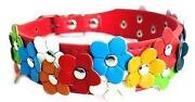 Flower Dog Collar